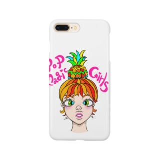 Pineapple Girl🍍 Smartphone cases