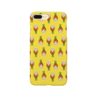 Pineapple Girl🍍 Smartphone cases