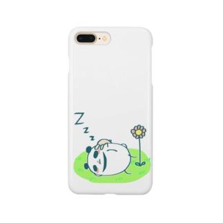 まるコロうさぱんシリーズ[5] Smartphone cases