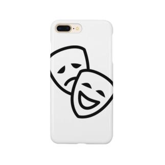 二重人格 Smartphone cases