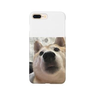 ハナデカいぬ Smartphone cases