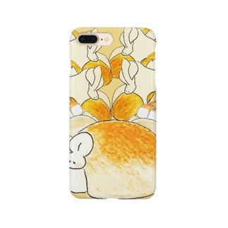 ぱんとまふふ Smartphone cases