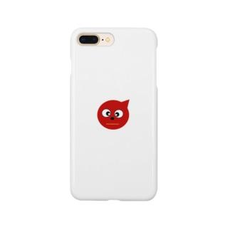 [火の玉猫] Smartphone cases
