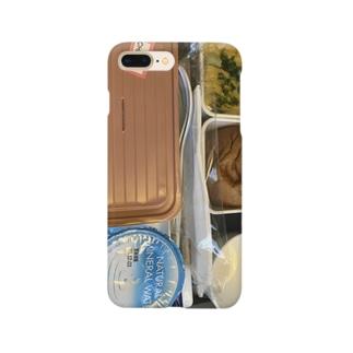 機内食 Smartphone cases