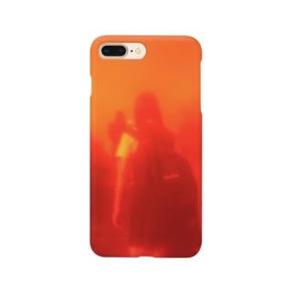 赤い Smartphone cases