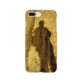 人影 Smartphone cases