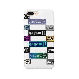 鯉のぼりロゴ Smartphone cases