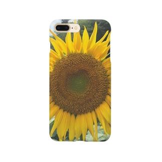 向日葵 Smartphone cases