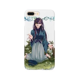 雨ト鬼 Smartphone cases