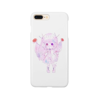 【愛の哀】 Smartphone cases