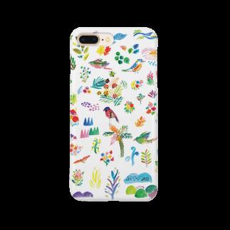 savaの鳥さんたちの集い Smartphone cases