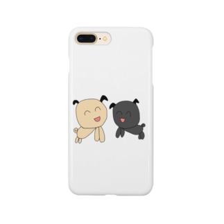 ぱぐちゃん ふたり Smartphone cases