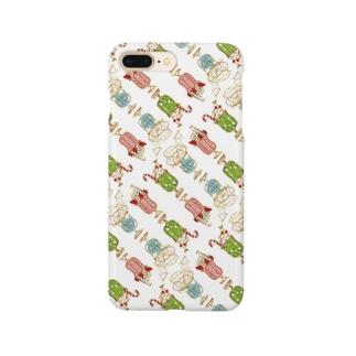 シャワー日和のネコ Smartphone cases