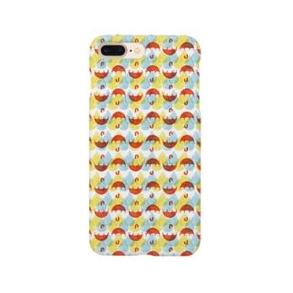 アンブレラ模様 Smartphone cases