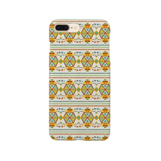 ネイティブ柄 Smartphone cases