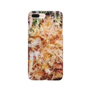 アツアツたこ焼き Smartphone cases