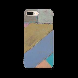 あとりえ あおきゃたつの亥 Smartphone cases