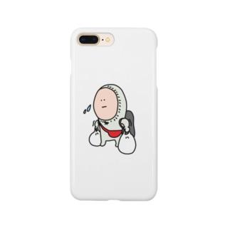 買い物帰り Smartphone cases