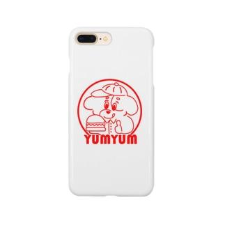 バーガーショップヤムヤム Smartphone cases