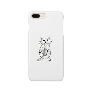 ラッコさん Smartphone cases