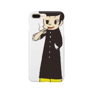 やんちー Smartphone cases