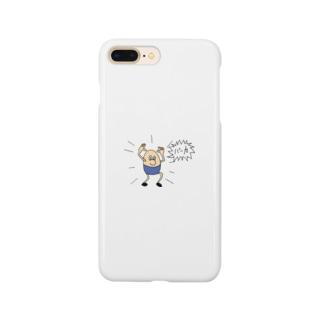 バーカ! Smartphone cases