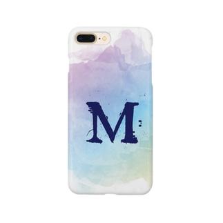 M×水溜 Smartphone cases