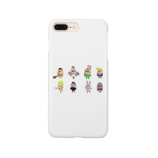 少し集合 Smartphone cases
