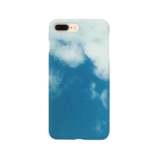 近所のお空 Smartphone cases