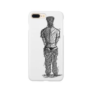メリケンサック Smartphone cases