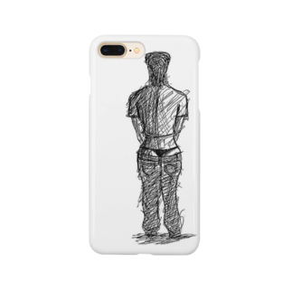 konyagayamada_0925のメリケンサック Smartphone cases