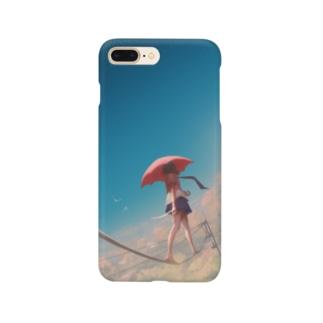 watabokuのサヨナラが聞こえる Smartphone cases