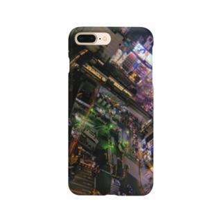 beautiful city SHIBUYA Smartphone cases
