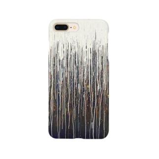 漂白のスマホケース Smartphone cases
