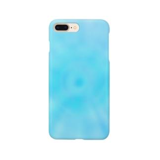 ブルーアイ Smartphone cases