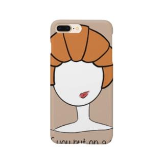 クロワッサン被ったっていいじゃないか。 Smartphone cases