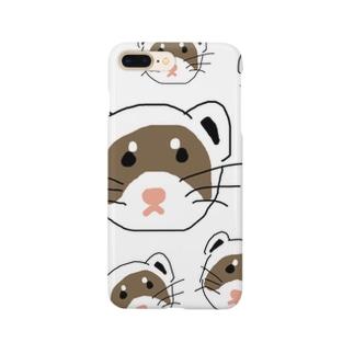 イーティー Smartphone cases