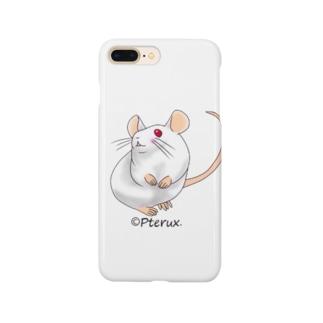 ハツカネズミ Smartphone cases