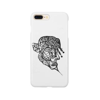 シンプルイズザベスト Smartphone cases