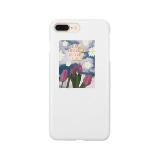 人生に彩りを Smartphone cases