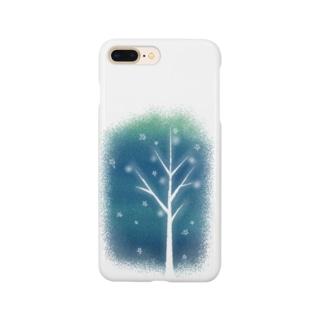 ひかる木 Smartphone cases
