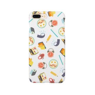 日常 Smartphone cases