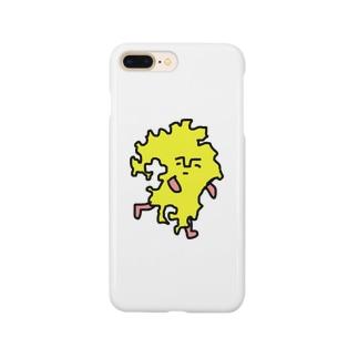 クスオくん(九州男) Smartphone cases
