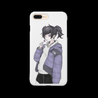 小山内 悠晏のlolly pop Smartphone cases