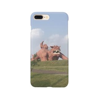 カママ嶺公園 Smartphone cases