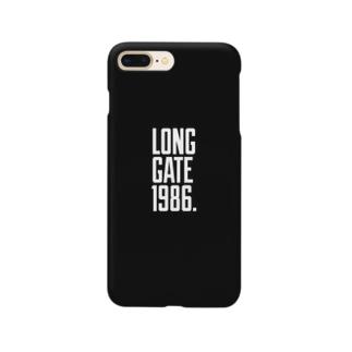 LONG GATEスマホケース Smartphone cases