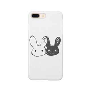 二兎。 Smartphone cases