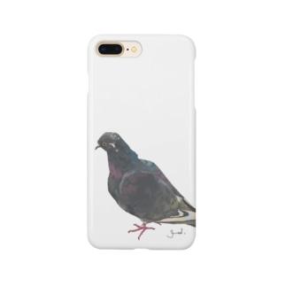 Pigeon(popoyo) Smartphone cases
