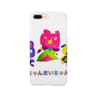ちゃんまいちゃんシリーズ Smartphone cases