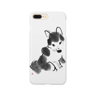 シバイヌsumi-shiba Smartphone cases
